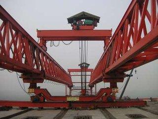 公铁架桥机