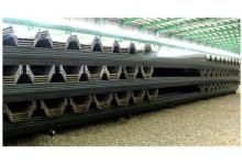 热轧拉森钢板桩销售、租赁、设计、施工