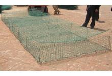 供应丽水生态格宾网|塞克格宾网|河岸护坡绿格网