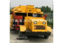 自动上料喷浆车/隧道专用喷浆支护