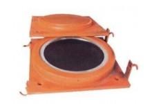 供应双向滑动球支座 钢结构球形钢支座 瑞和橡胶