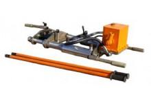 液压钢轨焊缝推凸机