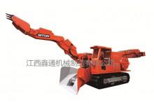 鑫通煤矿扒渣机,大坡度用履带式扒渣机ZWY-150/55L