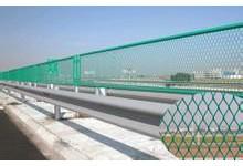 厂家直销防晕网防眩网高速护栏网勾花网钢板网