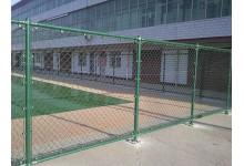 厂家直销球场护栏体育场护栏蓝球场护栏隔离栅足球场护栏