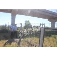 铁路通线8001(8002)防护栅栏专业生产、安装厂家