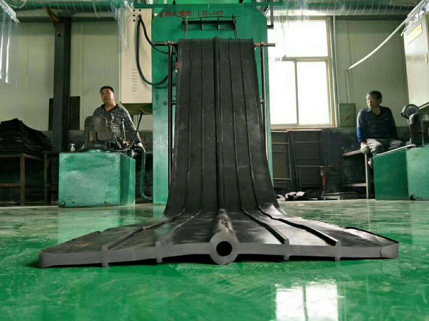 橡胶止水带 钢边止水带 背贴止水带 中埋止水带