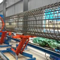 广东直供钢筋笼滚焊机桩基制作设备数控钢筋笼滚焊机生产厂家现货